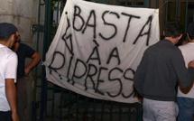 """Transfert de quatre personnes à Paris : """"Une démarche répressive et antidémocratique"""""""