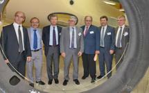 Corse Composite Aéronautique a présenté ses nouveaux moyens de production