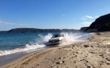 205 Corsica Raid : De Roccapina aux falaises de Bonifacio