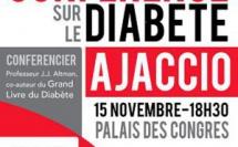 Journée Mondiale du Diabète : Une conférence a Bastia et Ajaccio