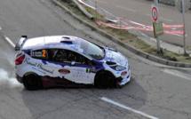 Tour de Corse automobile : Sarrazin-Renucci donnent le ton…