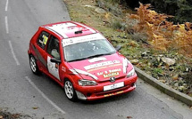 Rallye Mare e Machja : John Broquet évite la casse !