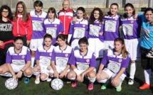 Football féminin : Corte confirme sa place de leader