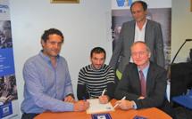 La banque postale et l'Adie : Un 14ème micro crédit professionnel au bureau de poste d'Ajaccio-Salines