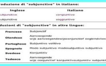 Subjonctif ou conjonctif ? (Terminologie grammaticale)