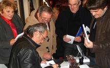 """Hedera"" de Jean Valery : 400 exemplaires vendus en quelques heures à Bastia"