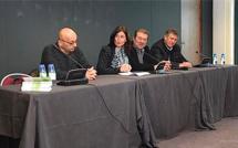 Femu Qui à la CCI Corse-du-Sud : Le soutien des entreprises au cœur du  débat
