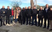 Le Gal de la Haute-Vallée de l'Aude découvre la Balagne