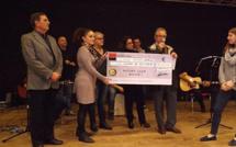 Rotray club de Bastia : Un chèque de 5000 € au profit de la Ligue contre le Cancer