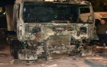 L'Ile-Rousse : Un véhicule de Gedimat détruit par un attentat