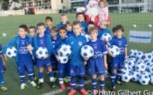 La fête des enfants au tournoi du FC Calvi