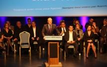 Ajaccio : Laurent Marcangeli présente sa liste et dépose plainte contre Simon Renucci