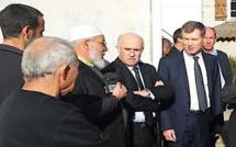 Le lieu de prière musulman souillé à Ghisonaccia, tags racistes à Sarrola