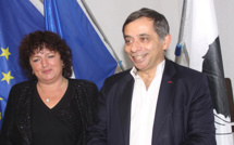 Henri Malosse à la rencontre des lycéens de Balagne