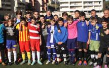 L'entraînement des U13 - U15 du FC Calvi supervisé par Ghislain Printant