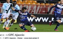 GFCA : Encore un bon point à Troyes (1-1)