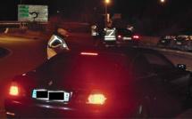 Alcool ou stupéfiants au volant : Une trentaine de contrôles sur la rive Sud du golfe d'Ajaccio