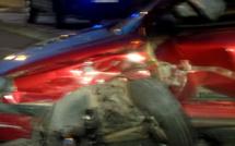 Ville-di-Pietrabugno : Deux blessés dans une collision