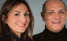 Stéphane Vannucci et Marie Zuccarelli à la conquête d'un « canton où bat le cœur de la cité ajaccienne »