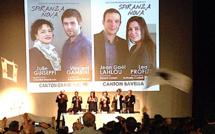 Porto-Vecchio : : Meeting de clôture  « Spiranza Nova »