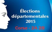 Départementales 2015 : Tous les résultats