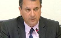 """François Tatti à Gilles Simeoni: """"Je suis prêt à démissionner à la condition que vous en fassiez de même, afin de redonner la parole au peuple"""""""