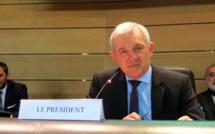 Conseil départemental : François Orlandi élu, sans surprise, président !