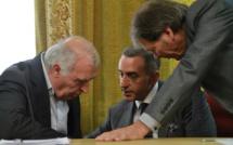Pierre-Jean Luciani président du Conseil départemental de la Corse-du-Sud : Du duel à distance au chjiami e rispondi