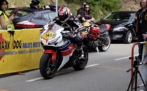 Rallye de Corse moto : Christophe Velardi, déjà, en tête