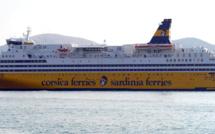 """Le """"Mega Andrea"""", un nouveau navire pour Corsica Ferries"""