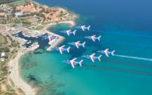 La Patrouille de France a rendez-vous avec la Corse !