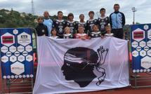 Beau parcours des U13 du FC Calvi au tournoi de l'ASPTT de Nice