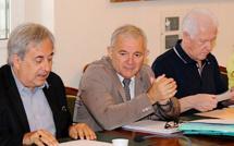 François Orlandi à la rencontre des élus du canton de Calvi-Balagne