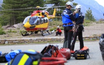 Eboulement meurtrier : Le site des Cascettoni fermé