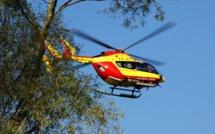 Venaco : Un blessé grave dans une collision
