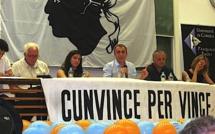Le PNC entre en campagne et appelle à l'union de Femu a Corsica et du mouvement national