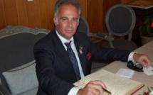 Jean-Christophe Orticoni de Massa à la tête du Souvenir Français de Balagne