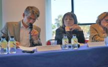 La visite en Corse de Sylvie Guillaume, députée européenne
