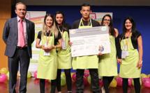 Bastia : I Frutti Freschi, vice championne de France des mini-entreprises !