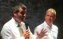 Jean Zuccarelli - François Casasoprana :   « Nous ne sommes pas encore au stade des candidatures »