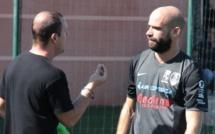 """Christophe Castel : """"Une nouvelle période débute au Football Balagna Isula Rossa"""""""