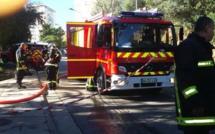 Ajaccio : Importante fuite de gaz avenue de la Grande Armée