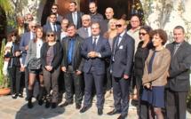 """Christophe Canioni : """"Porter la voix de Marine Le Pen à l'assemblée de Corse"""""""
