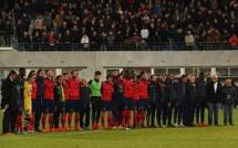 GFCA-Bordeaux vu par Baptiste Gentili : L'hommage du terrain