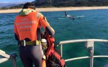Propriano : Un avion de tourisme s'abîme en mer