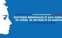 Territoriales-Taux de participation à 17 heures : 49,96 % en Corse-du-Sud, 54,86% en Haute-Corse !