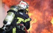 Porto-Vecchio : Un garage détruit par un incendie