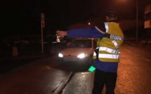 Retraits immédiats de permis de conduire et immobilisations de véhicules à Calvi