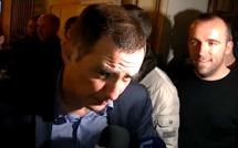 Territoriales 2015 : La réaction en vidéo de Gilles Simeoni
