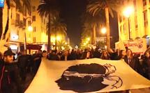 Territoriales 2015 : Scènes de liesse à Ajaccio après la victoire de Pè a Corsica
